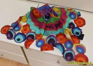 Sciarpa foulard donna Desigual nuova collezione primavera estate