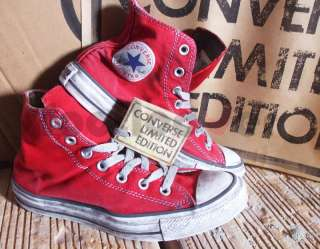 Scarpe Converse All Star CT Hi Canvas LTD TG 37,5 1C333 limited