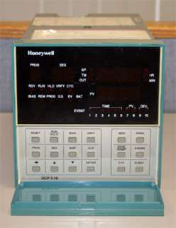 Honeywell DCP 510 Series Digital Control Programmer