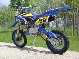 CROSS BIKE 125cc Enduro Dirt Bike Crossbike Dirtbike