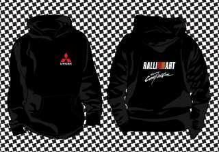 Mitsubishi lancer evolution hoodie