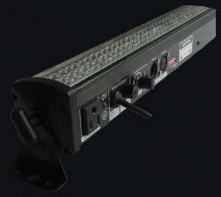 Barre à LED RGB DMX 512 252 LEDs jeux de lumière
