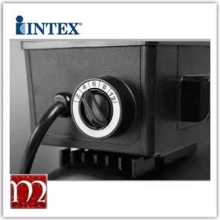 POMPA piscina INTEX con filtro a sabbia 6 vie per PISCINE da 8,5 m3/h
