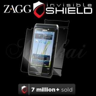 ZAGG Invisible Shield Nokia E7 Full Body Skin