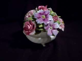 Royal Adderley Floral Bowl