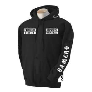 LIMITED* Samcro Sons of Anarchy Hoodie   YOU PICK THE ROCKER   Sizes