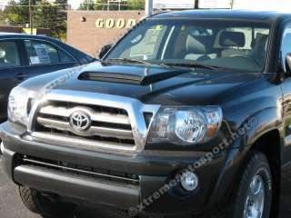 Toyota Tacoma Hood, Hood Scoop Kit, Ready To Paint.