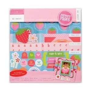 Colorbok So Sweet Page Kit 12X12 56247; 2 Items/Order