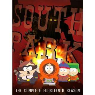 South Park: The Complete Fourteenth Season (3 Discs) (Widescreen