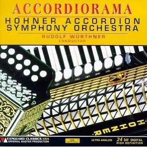 Accordiorama: Hohner Accordion Orchestra, Wurthner: Music