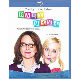 Baby Mama (Blu ray) (Widescreen): Blu ray