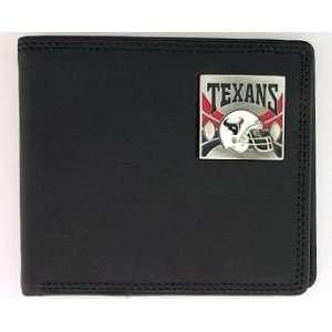 Siskiyou Gifts Houston Texans Executive Bi Fold Wallet