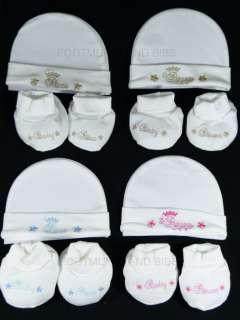 Princess or Prince Newborn Baby Boy Girl FREE UK POST HB18