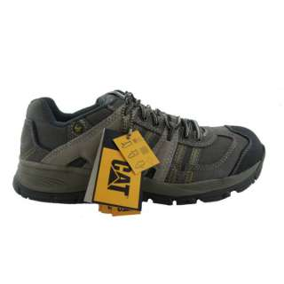 Cat Safety Work Steel Toe Cap Activator Trainer Shoes Size UK 6