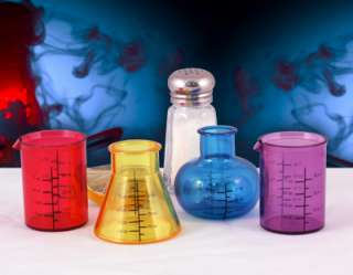 Chemistry Shot Glass Set   4, Party Supplies