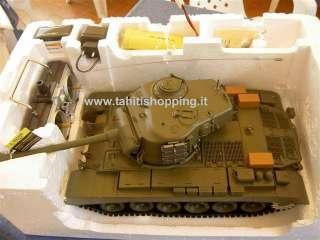 Carro Armato LEOPARD RC 116 SPARA DAVVERO,SUONI