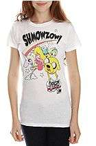 Adventure Time Shmowzow! Girls T Shirt