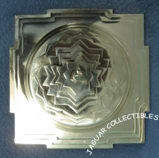 AUSPICIOUS POLISHED MERU SHREE SHRI SRI YANTRA 6