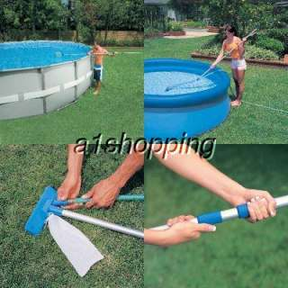Quality Intex Ultra Frame Pool 488cm x 122cm w SALT