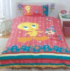 Looney Tunes Tweety Bird Single Bed Doona Quilt Cover