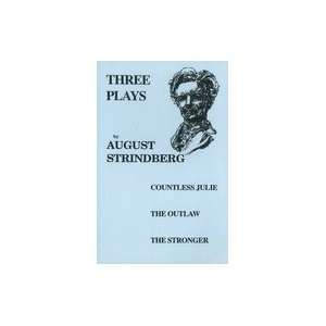 Plays (12) by Strindberg, August [Paperback (2011)]: Strindberg: Books