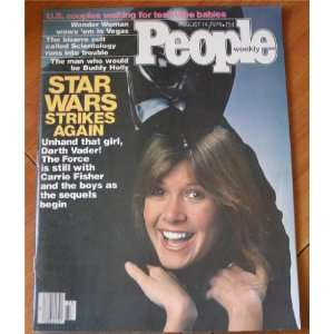 People Weekly Magazine August 14, 1978 (Carrie Fisher