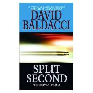 Split Second (9780446614450): David Baldacci: Books