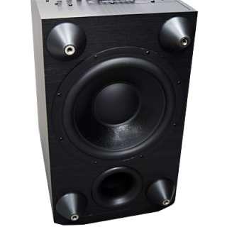 Mission MS10 Active Subwoofer Speaker 150w Black