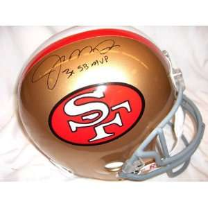 Joe Montana San Francisco 49ers Autographed Full Size