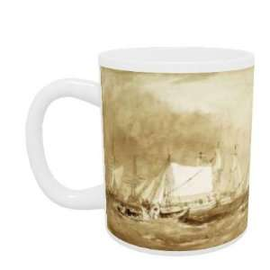 brown ink on paper) by Joseph Mallord William Turner   Mug   Standard