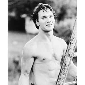 PATRICK SWAYZE HIGH QUALITY 16x20 CANVAS ART PICTURE: Home