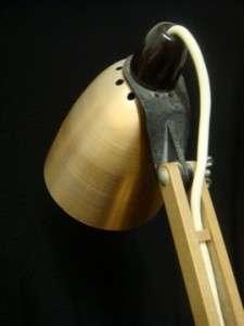 VINTAGE 1960s TERENCE CONRAN MACLAMP MAC LAMP HABITIAT   MODERNIST