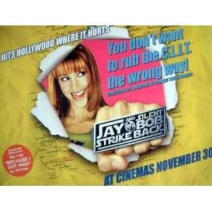 Jay & Silent Bob Strike Back   Shannon Elizabeth   Original British