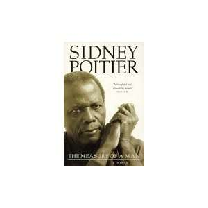 Measure of a Man [Paperback] Sidney Poitier Books