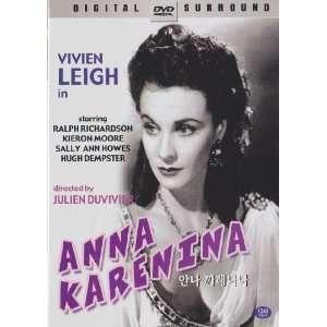 Anna Karenina (1948) Vivien Leigh [All Region,Import