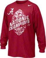 Alabama Crimson Tide Long Sleeve Shirt, Alabama Crimson Tide Long