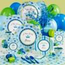 New Little Prince Baby Shower Party Supplies