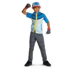 Pokemon   Ash Ketchum Child Costume, 801205