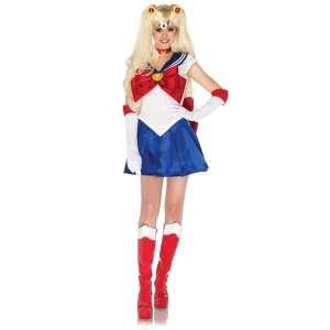 Sailor Moon Adult Plus Costume, 804384