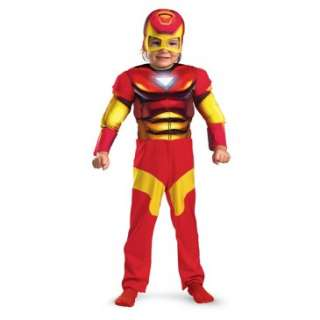 Iron Man Muscle Toddler Costume, 69613