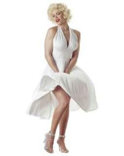 Hollywood Marilyn Monroe Costume   Womens TV and Movie Halloween
