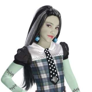 Monster High   Frankie Stein Wig (Child)   Includes wig. Does not