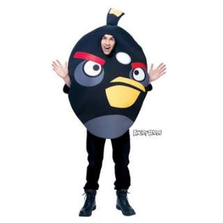 ANGRY BIRDS BLACK ONE SIZE AD     15PM769771
