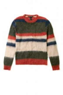 Marc by Marc Jacobs  Autumn Stripe Mohair Ian Knit by Marc By Marc