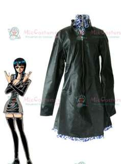 One Piece Nico Robin Cosplay CostumeNico Robin Costume for sale