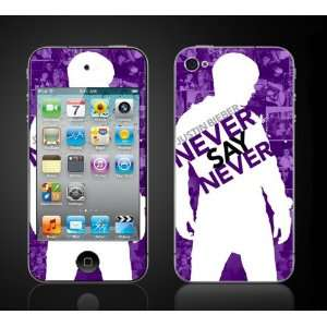 fits 4th generation iPod apple iTouch decal cover Skins My World 2.0