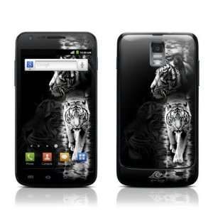 White Tiger Design Protective Skin Decal Sticker for