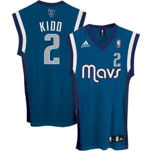 0e954bf29 adidas Dallas Mavericks  2 Jason Kidd Royal Blue Replica Basketball Jersey  on PopScreen
