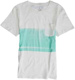 VSTR BIG BRUSH POCKET TEE  Mens  Clothing  Striped T Shirts  Swell