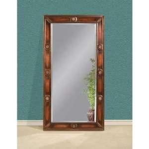 Bassett Mirror M2547B Bancroft Leaner Mirror in Antique